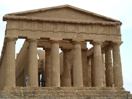 Agrigento, Temple of Herakles (VIII)
